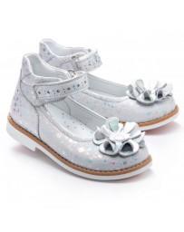 Ортопедические туфли Theo Leo 1080 р. 23-33 Белые