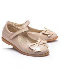 Ортопедические туфли Theo Leo 1134 р. 28-35 Золотые