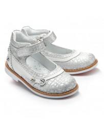 Ортопедические туфли Theo Leo 1092 р. 23-30 Белые