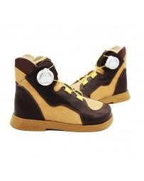 1. Ортопедические ботинки О-622, OrtoCrossPower Premium (со стелькой ВП-2)