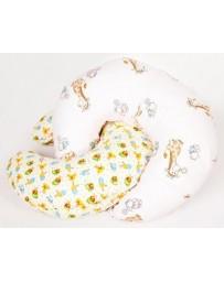 1. Подушка для беременных и кормления Olvi J2307