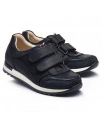 1. Ортопедические кроссовки Theo Leo 1106 р. 28-40 Черные