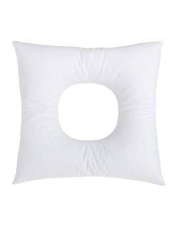 1. Ортопедическая подушка ректальная с гречихой Olvi, 40х40