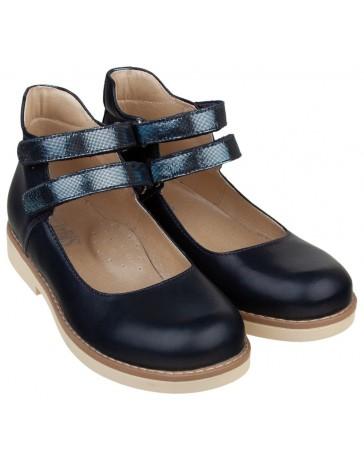 Ортопедические туфли Irbis I-509 Синие 1