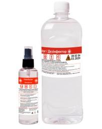 Антисептик для рук Disinfector набор
