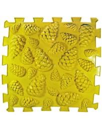 Массажный коврик «Пазлы Микс» Шишки, 1 элемент