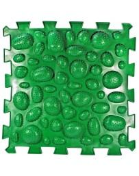 Массажный коврик «Пазлы Микс» Ежики, 1 элемент