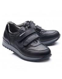 Ортопедические кроссовки Theo Leo 787 р. 29-40 Черные