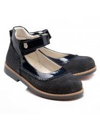 Ортопедические туфли Theo Leo 961 р. 28-35 Черные