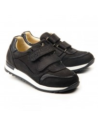 Ортопедические кроссовки Theo Leo 1151 р. 25-40 Черные