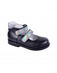 Ортопедические туфли Irbis I-403 р. 26-30 Черные