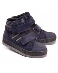 Ортопедические ботинки Theo Leo 1159 р. 26-36 Синие