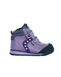 Ортопедические ботинки Minimen 67FIOLETBUS  р. 22-30 Фиолетовый