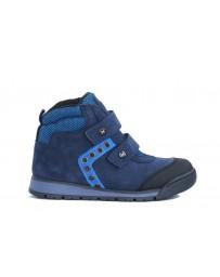 Ортопедические ботинки Minimen 67SINIYKNOP р. 22-30 Синий