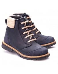 Ортопедические ботинки Theo Leo 1170 р. 31-40 Синие