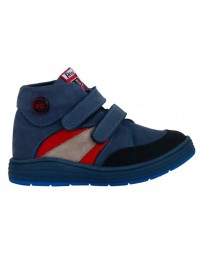 Ортопедические ботинки Perlina 91NOS р. 22-26 Синий