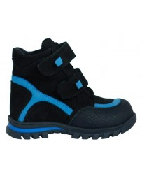 Ортопедические ботинки Perlina 91GOL р. 22-30 Черный