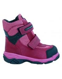 Зимние ботинки Minimen 15MALINA20 р. 22-30 Малина
