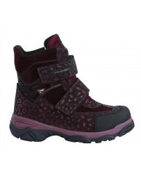 Зимние ботинки Minimen 15BORDO20 р. 22-36 Бордо