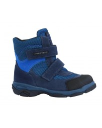 Зимние ботинки Minimen 15GOLUBOY20 р. 22-30 Голубой