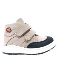 Ортопедические ботинки Perlina 91BEJ20 р. 22-26 Бежевый
