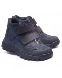 Ортопедические ботинки Theo Leo 1175 р. 26-36 Синие