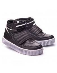 Ортопедические ботинки Theo Leo 1173 р. 26-36 Черные