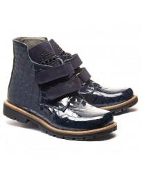 Ортопедические ботинки Theo Leo 1186 р. 33-38 Синие