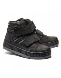Ортопедические ботинки Theo Leo 1184 р. 26-40 Черные