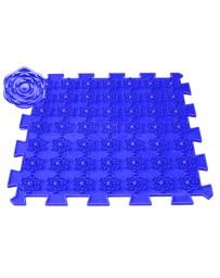 Акупунктурный массажный коврик «Лотос», 1 элемент