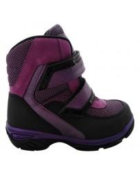 Зимние ботинки Minimen 12FIOLET20 р. 21-30 Фиолетовый