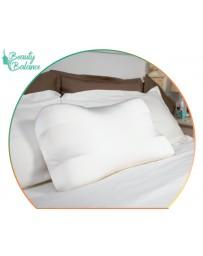 Ортопедическая подушка для сна BEAUTY BALANCE от морщин (шелк)