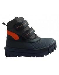 Зимние ботинки Minimen 12NEWBLACK р. 26-36 Черный