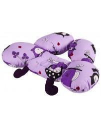 Подушка для новорожденных «Бабочка» Travel