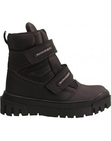 Зимние ботинки Minimen 12NEWBLACK20 р. 26-36 Черный