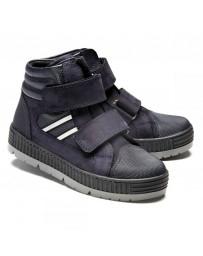 Ортопедические ботинки Theo Leo 1202 р. 33-39 Синие