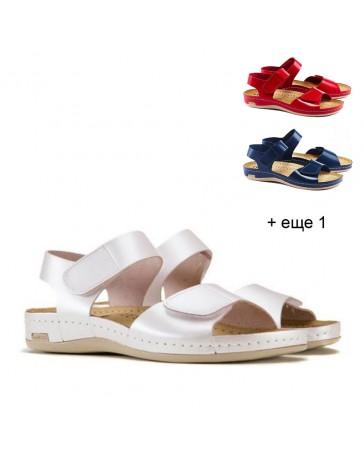 Женские сандалии Leon 963