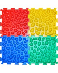 Массажный коврик «Пазлы»