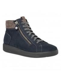 Ортопедические ботинки GANTER Heidi (0-20 3472) р. 36-42 Синий