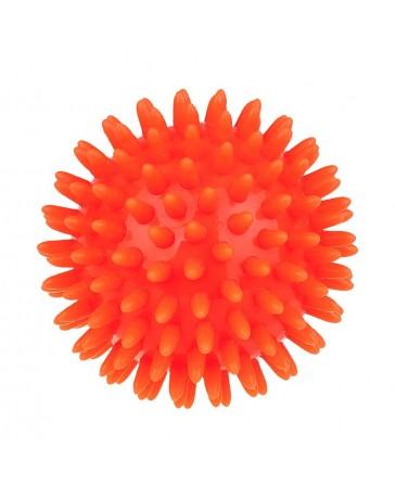 Мяч игольчатый массажный (диаметр 8 см) М-108