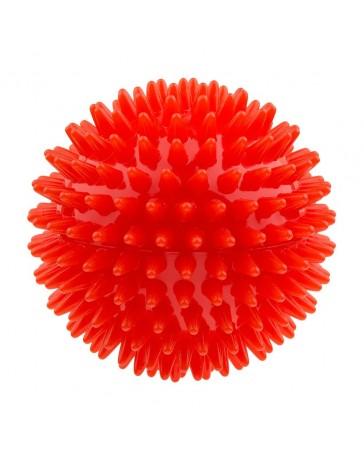 Мяч игольчатый массажный (диаметр 9 см) L-0109
