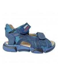 Анатомические босоножки Minimen 79GOL21 р. 25-40 Синий