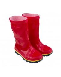 Резиновые сапожки «Красные»