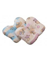 Подушка ортопедическая для новорожденных «Бабочка»
