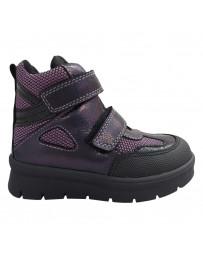 Ортопедические ботинки Minimen 33FIOLET21 р. 21-36 Фиолетовый