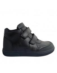 Ортопедические ботинки Minimen 55BLACK21 р. 26-40 Черный