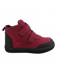 Ортопедические ботинки Minimen 55BORDO21 р. 26-36 Бордовый