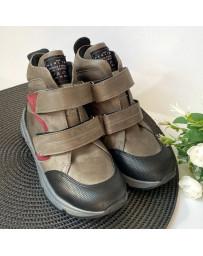 Ортопедические ботинки Perlina 107GRAY р. 31-36 Хаки