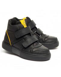 Ортопедические ботинки Theo Leo 1354 р. 30-40 Черные
