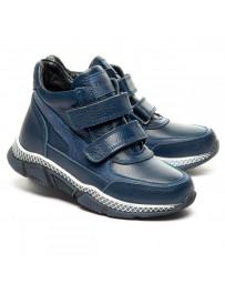 Ортопедические ботинки Theo Leo 1365 р. 26-40 Синие